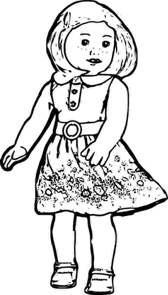 american girl doll free coloring pages american girl doll coloring pages to download and print free coloring doll girl pages american