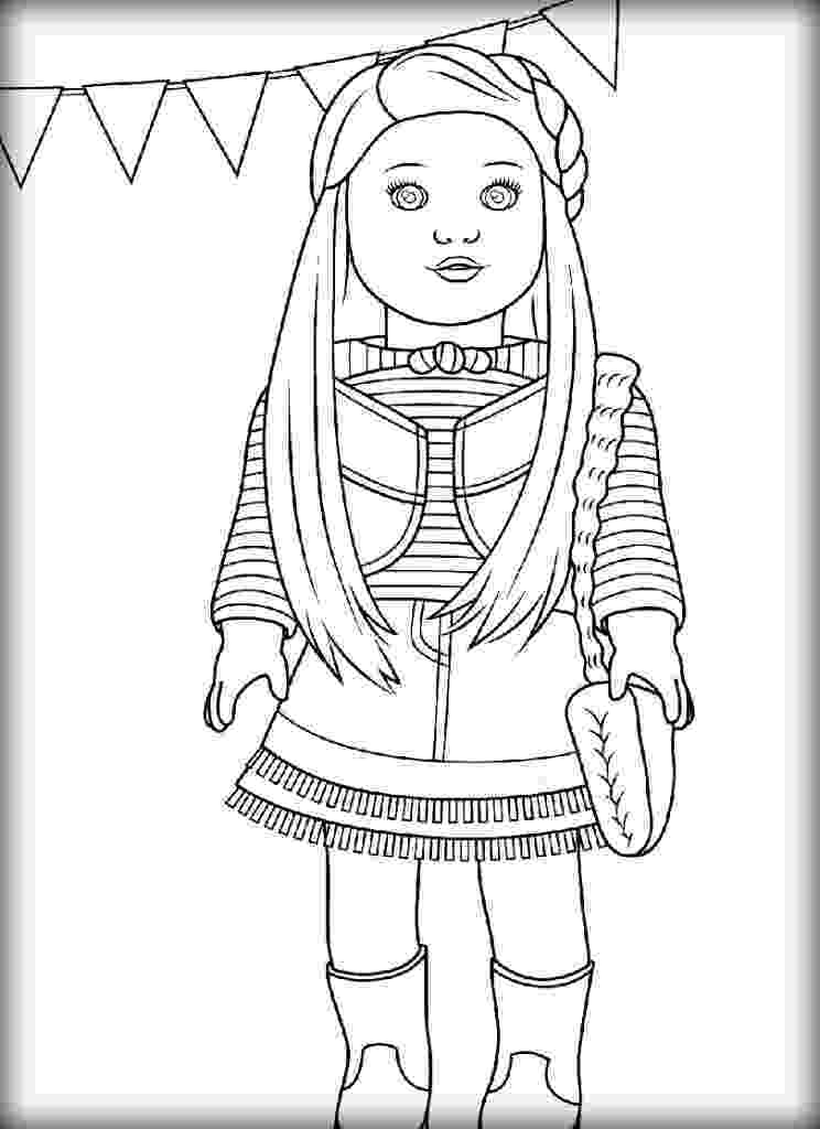 american girl doll free coloring pages american girl doll coloring pages to download and print free pages doll girl american coloring