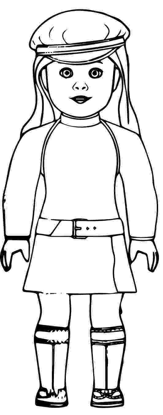 american girl doll free coloring pages american girl doll julie coloring page free printable coloring free doll american pages girl