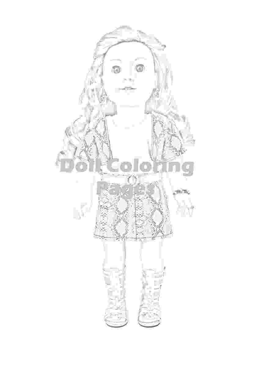 american girl doll pictures american girl printables american girl doll coloring american pictures doll girl