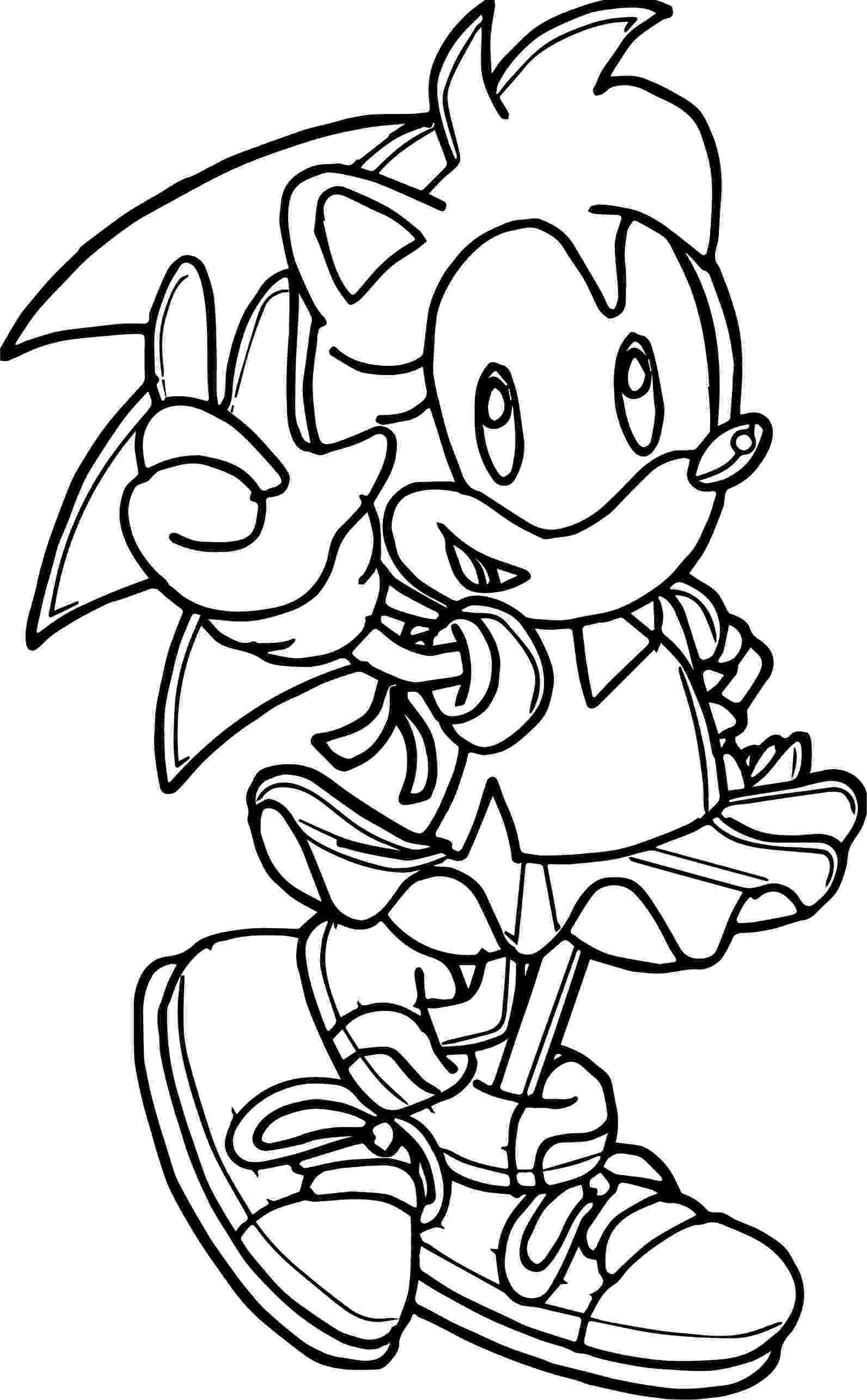 amy rose coloring pages new style amy rose coloring page wecoloringpagecom rose amy coloring pages