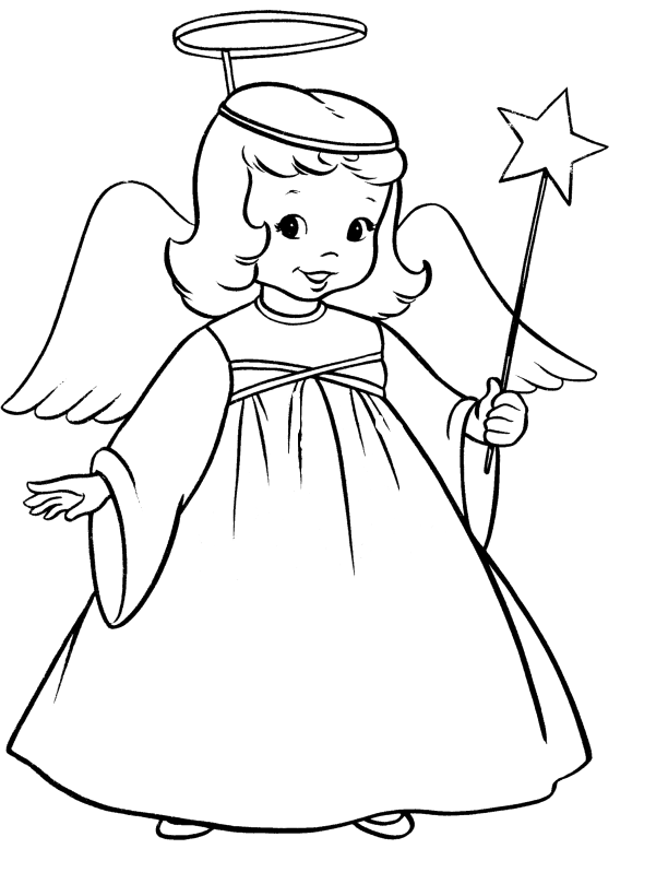 angel coloring pictures free printable cute angel coloring pages for kids pictures angel coloring