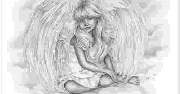 angel flower girl coloring book exotic fairy coloring pages littleangelintheskys angel girl book coloring flower