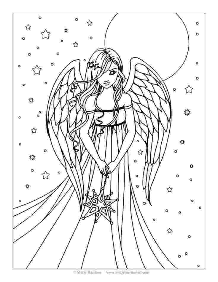 angel pictures to color christmas angel coloring pages learn to coloring pictures angel color to