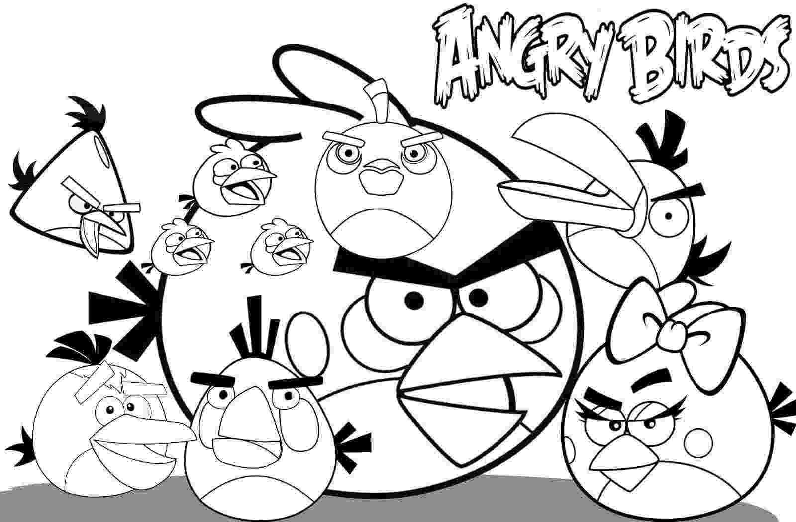 angry coloring pages printable angry birds coloring pages for kids cool2bkids coloring pages angry