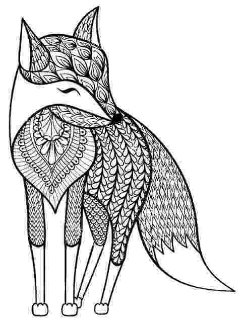 animal coloring book for adults 128 best animal coloring pages images on pinterest animal for book coloring adults