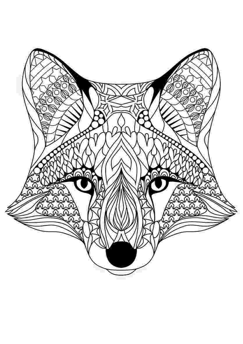 animal coloring book for adults 20 free adult colouring pages the organised housewife adults coloring animal for book