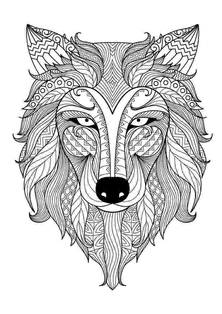 animal coloring book for adults animal coloring pages for adults best coloring pages for adults book for coloring animal
