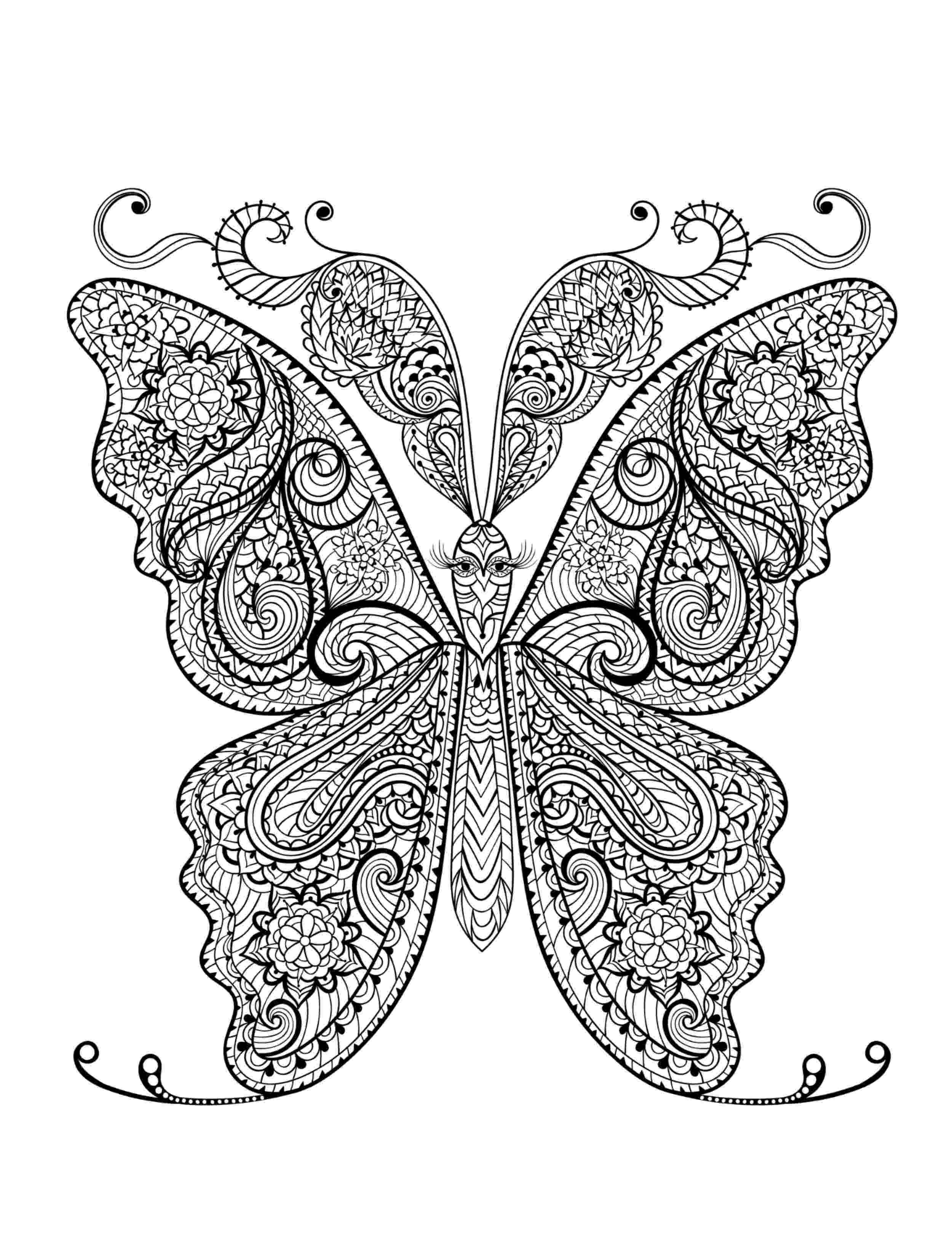animal coloring book for adults animal coloring pages for adults best coloring pages for coloring for animal book adults 1 1