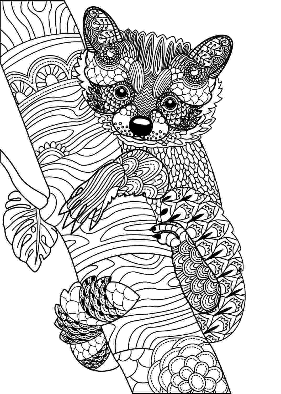 animal coloring book for adults wild animals to color colorish free coloring app for book for adults animal coloring