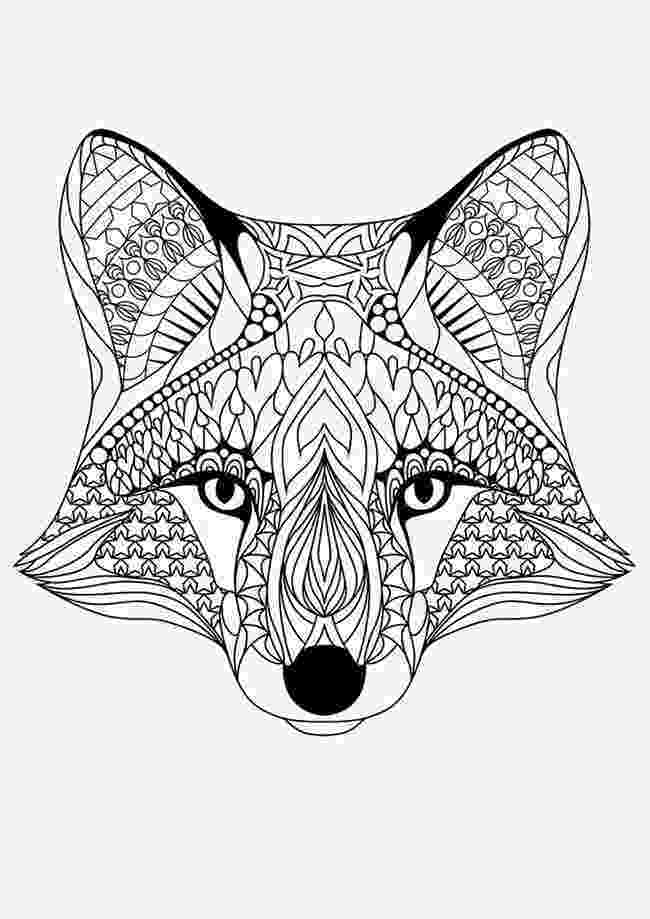 animal colouring pages for older children free anime animals coloring pages for adults download for pages older colouring animal children