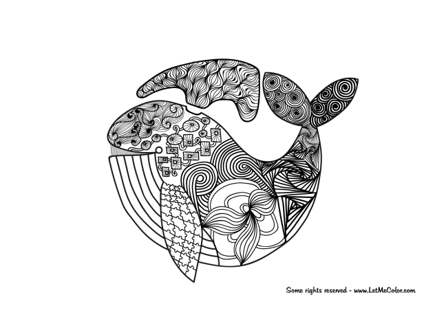animal kingdom coloring book whale humpback whale print out with interesting facts about whale book coloring animal kingdom