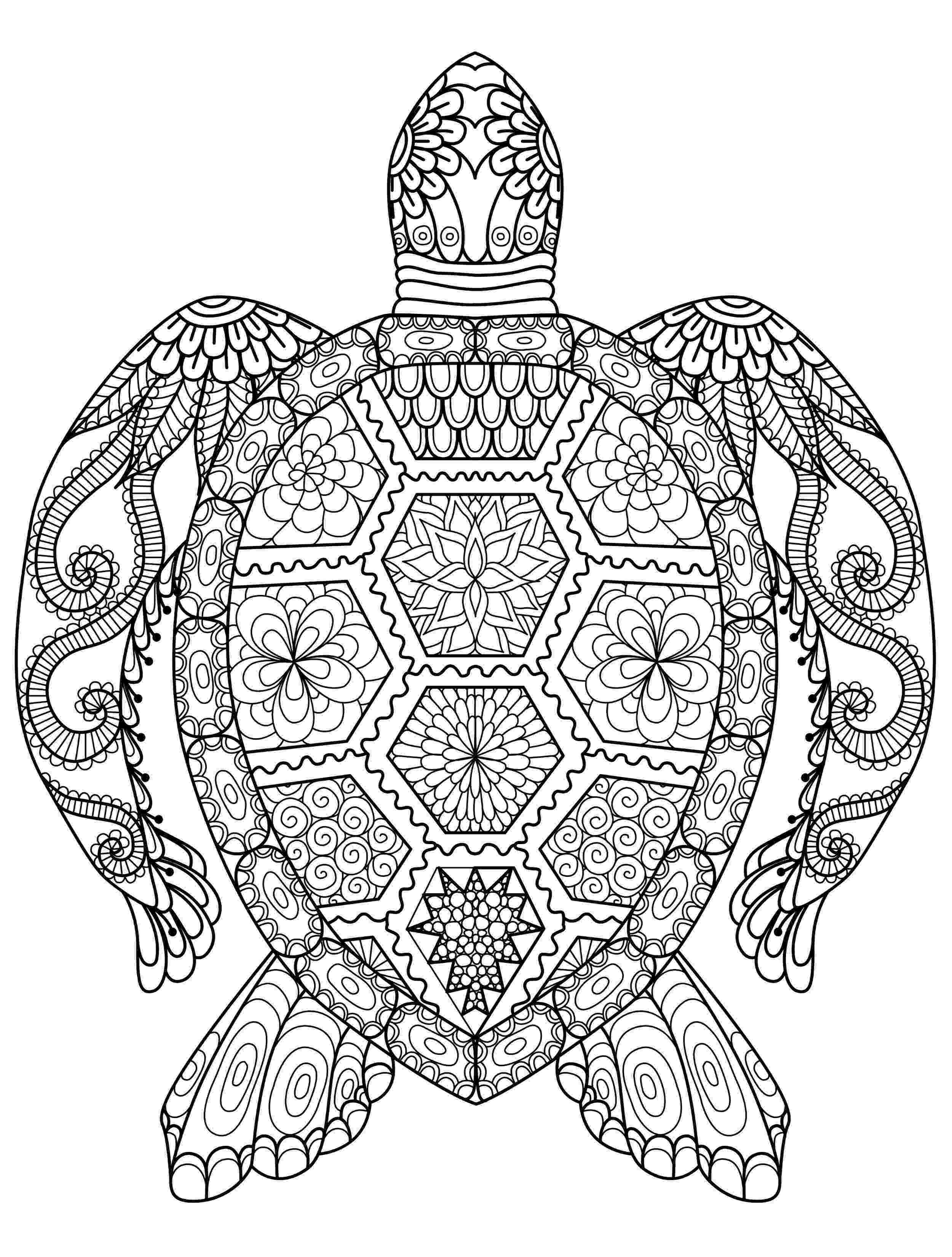 animal mandala animal mandala coloring pages for adult free printable mandala animal