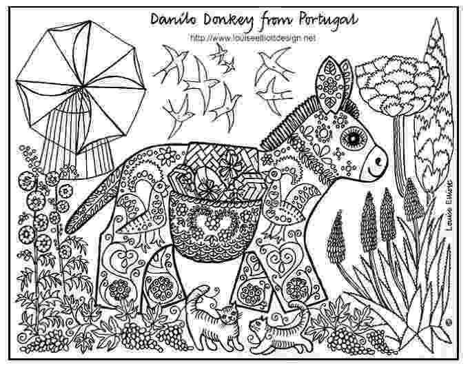 animal patterns colouring pages cat stress relieving designs patterns adult by patterns colouring animal pages