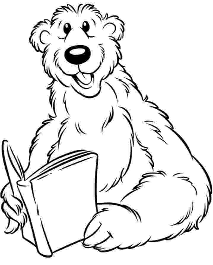 animal reading coloring page animals reading books animal reading colouring pages reading animal page coloring
