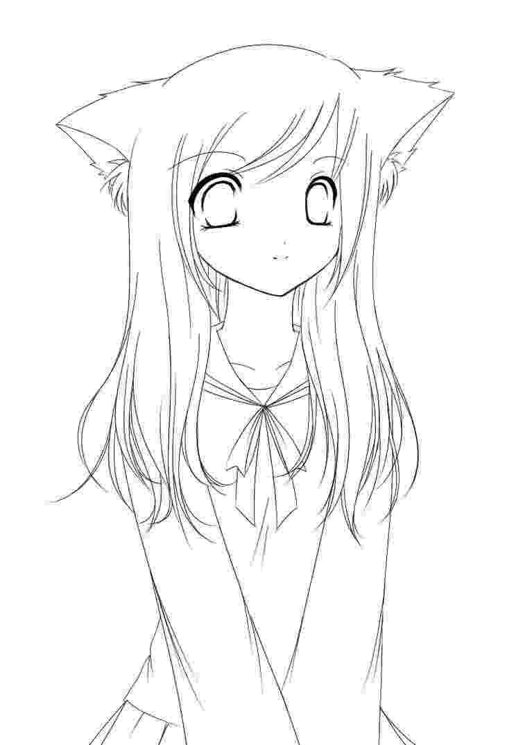 anime character coloring pages coloring pages anime coloring pages free and printable character coloring pages anime