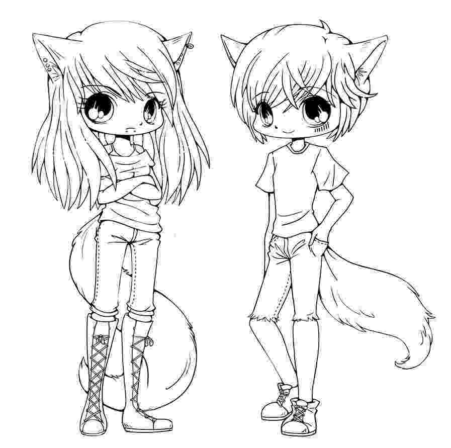 anime chibi coloring pages 8 anime girl coloring pages pdf jpg ai illustrator pages chibi coloring anime