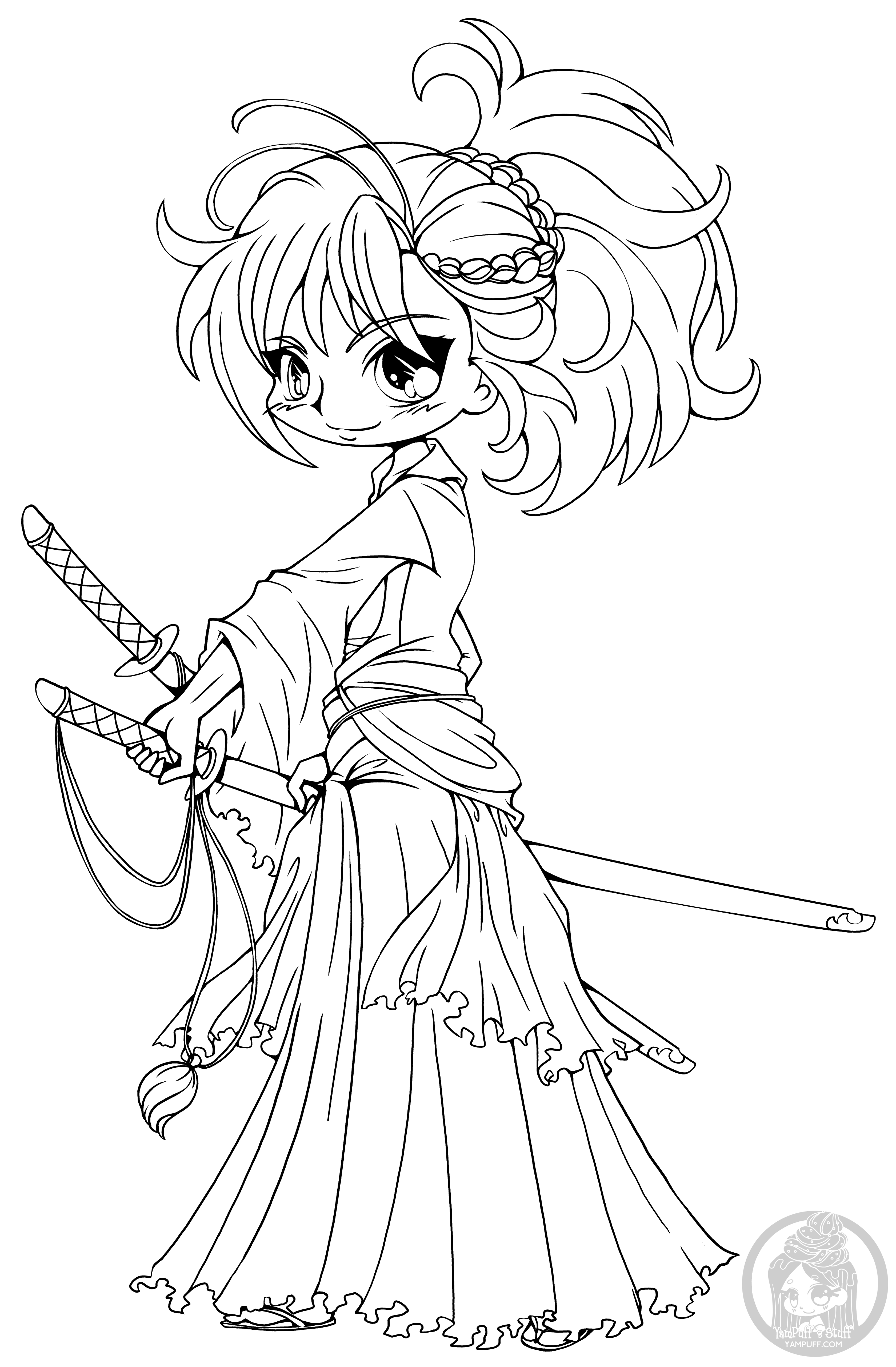 anime chibi coloring pages free printable chibi coloring pages for kids chibi pages coloring anime