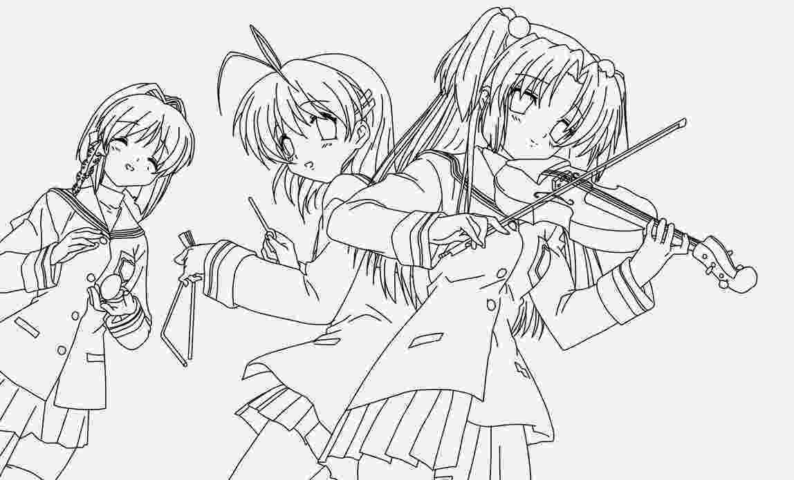 anime coloring cute coloring pages best coloring pages for kids anime coloring