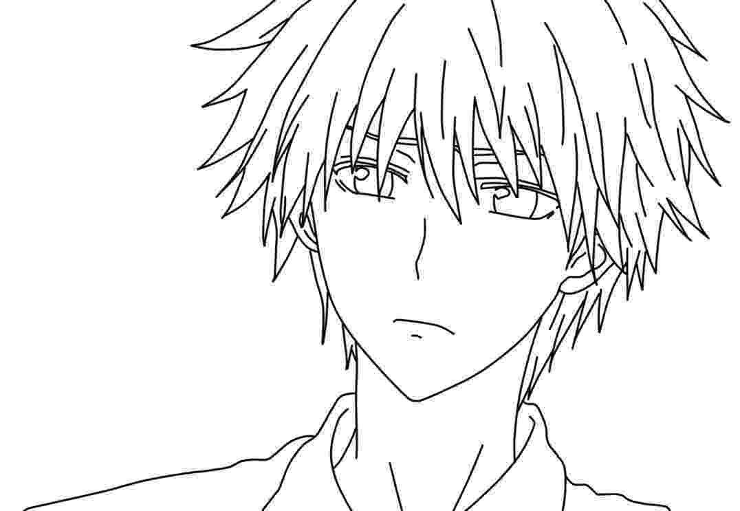 anime coloring pages online coloring pages anime coloring pages free and printable coloring online pages anime