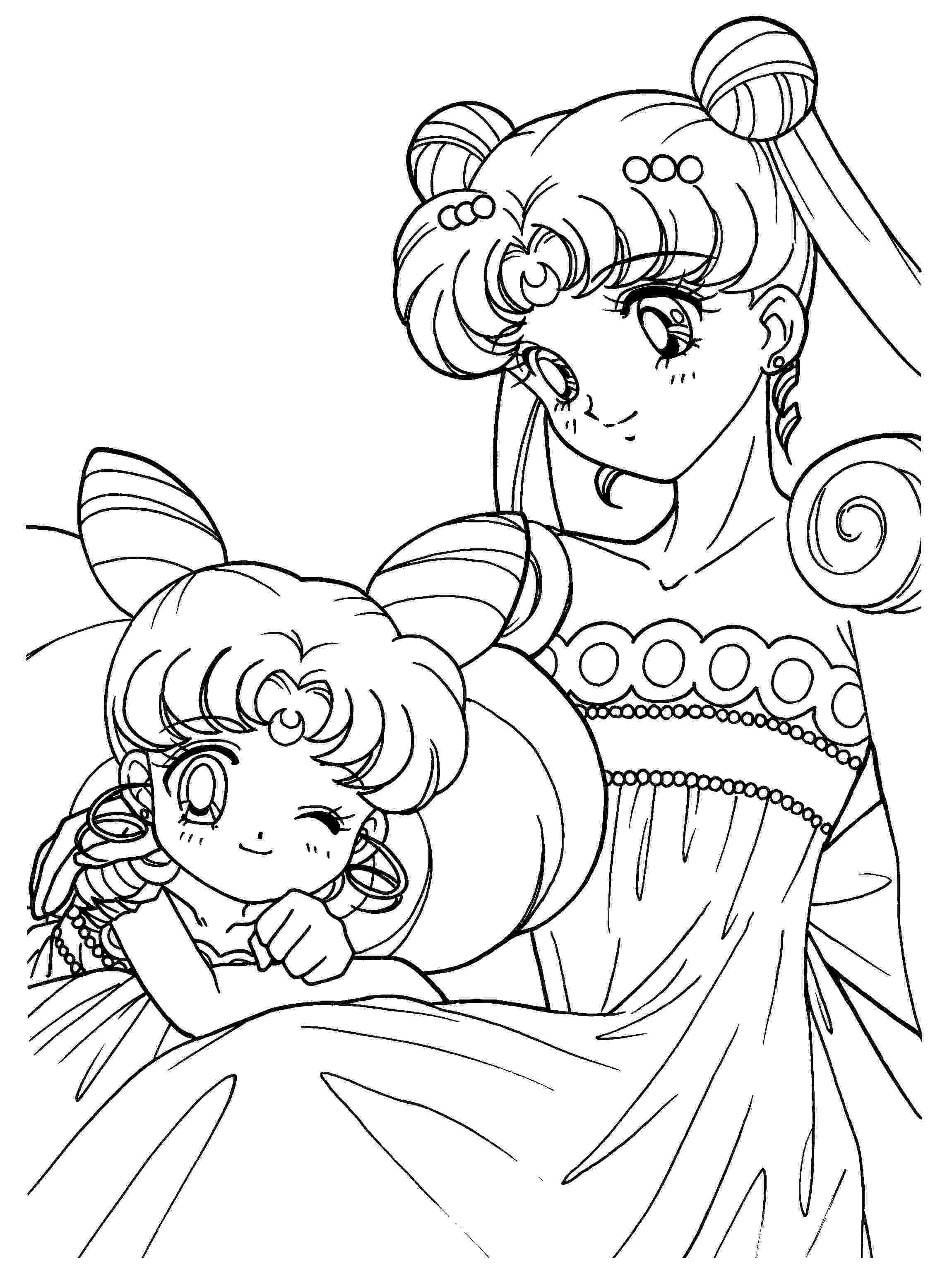 anime coloring pages online free printable anime coloring pages for kids cool2bkids online coloring anime pages