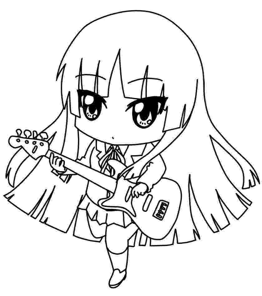 anime coloring pages online sakura with friend coloring pages for kids printable free coloring anime pages online