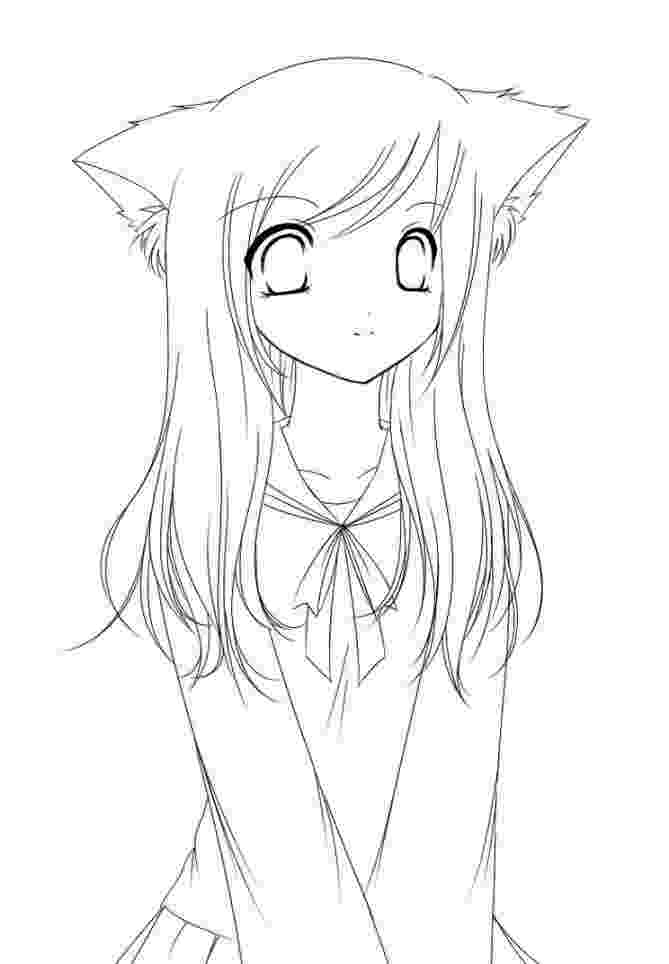 anime colors anime coloring pages getcoloringpagescom anime colors