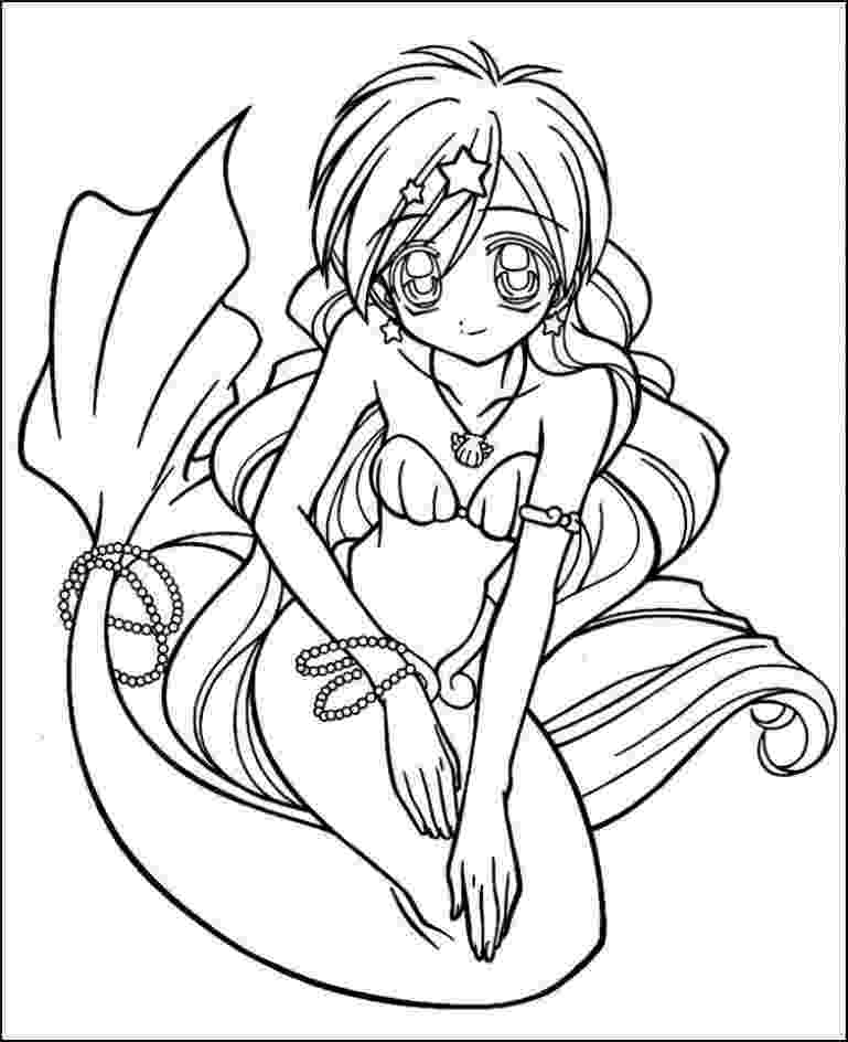 anime colors cute anime girl coloring pages to print free coloring books anime colors