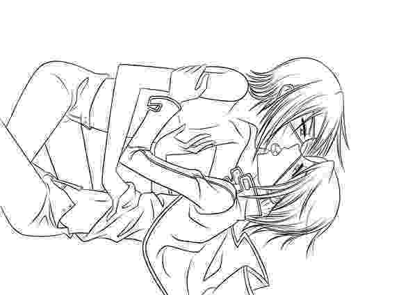 anime couples coloring pages anime neko couple coloring pages sketch coloring page anime couples coloring pages