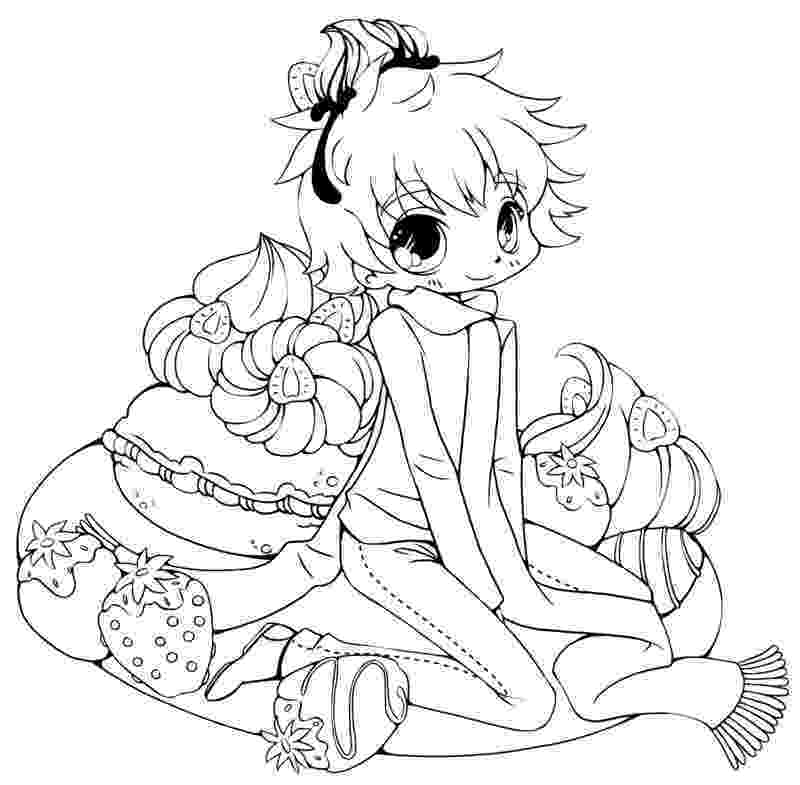 anime pictures to color anime coloring pages getcoloringpagescom color pictures anime to