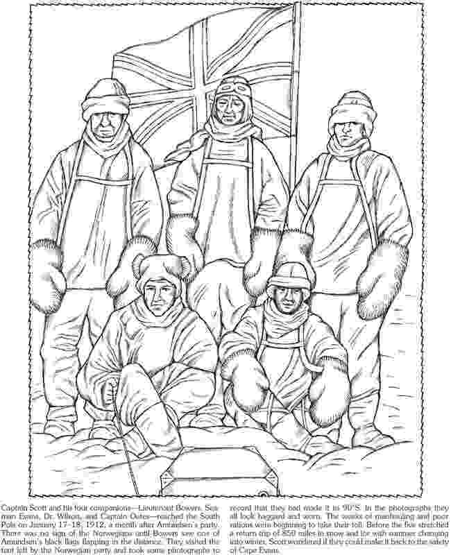 antarctica coloring page world flags coloring pages antarctica coloring page