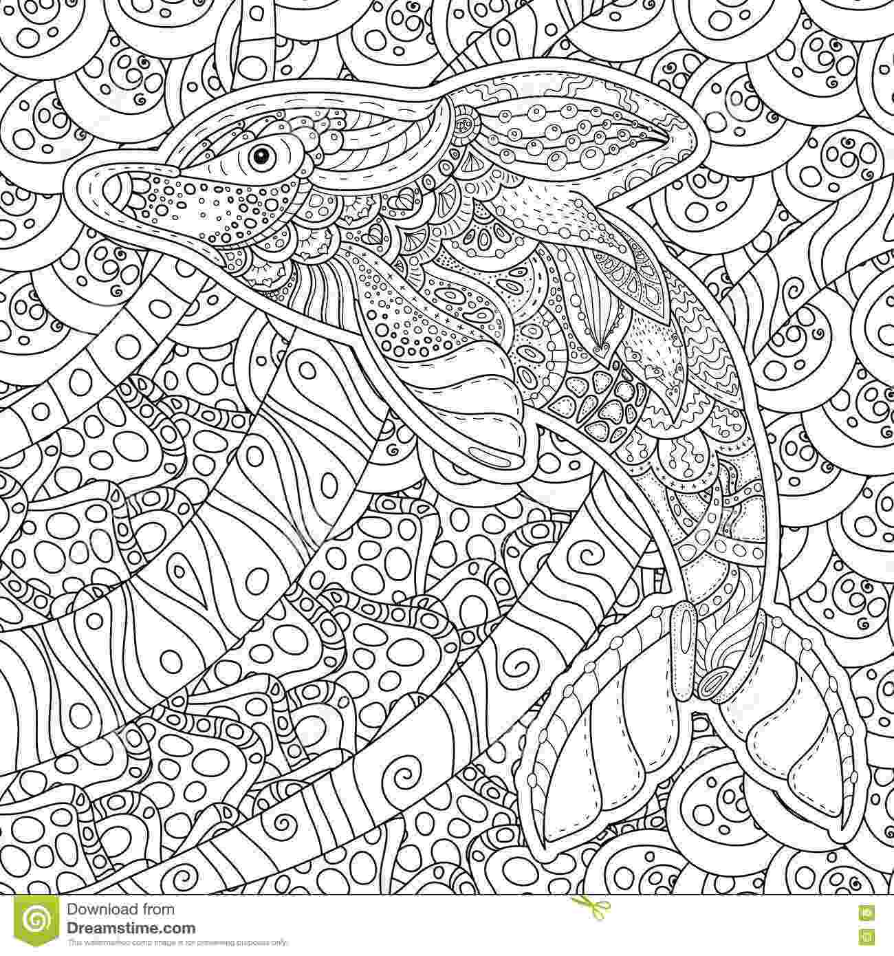 anti stress coloring book animals zentangle stylized dolphin adult anti stress coloring anti stress animals coloring book