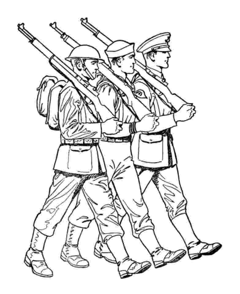 army colouring pages army coloring pages coloringpages1001com pages army colouring