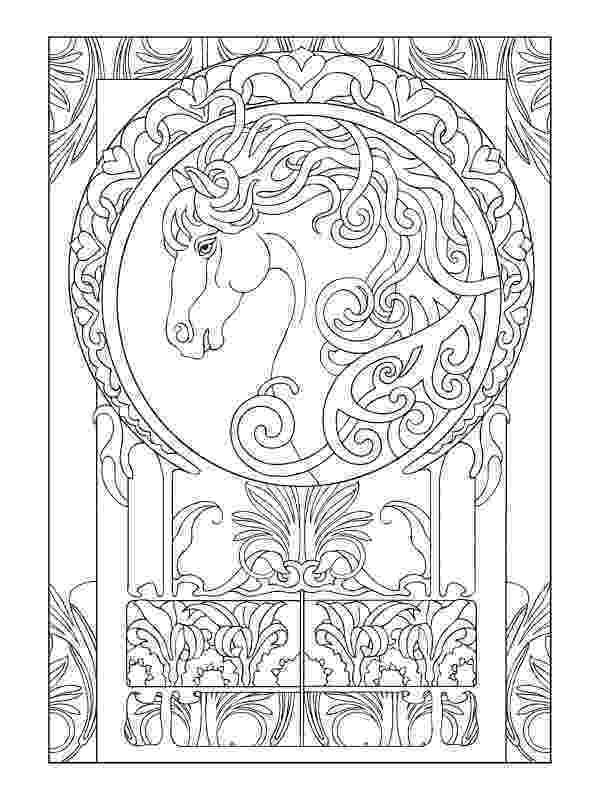art nouveau coloring book online pinterest the worlds catalog of ideas nouveau art coloring online book