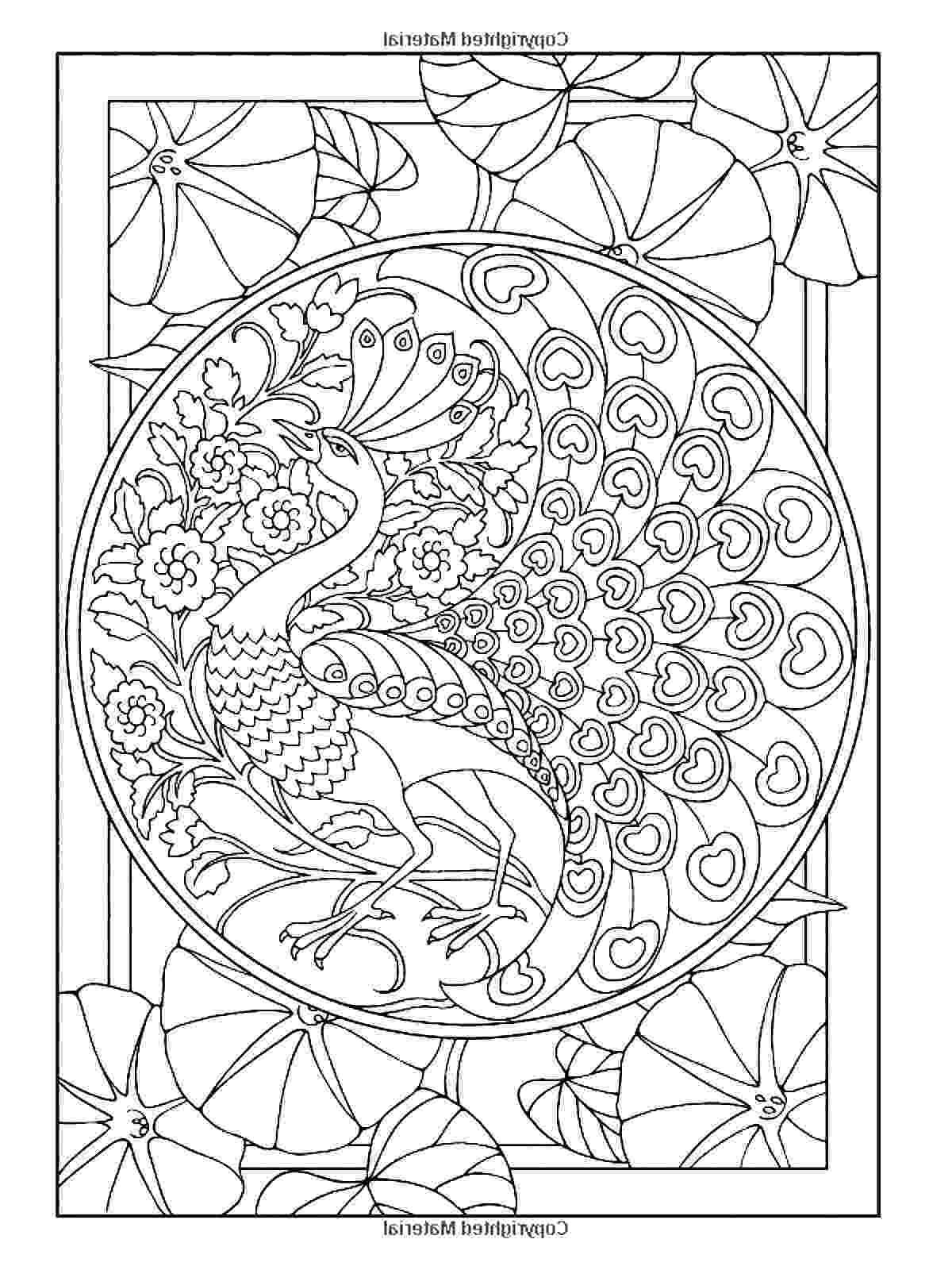 artistic coloring pages art nouveau style peacock art nouveau adult coloring pages coloring artistic pages