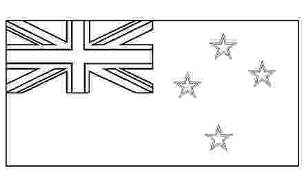 australian flag template to colour flags of the world colouring pages new zealand colour to flag australian template