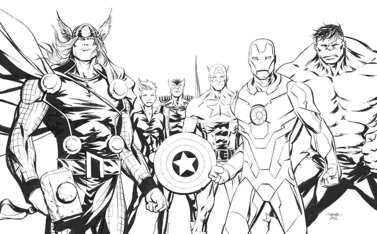 avengers color pages avengers to color for kids avengers kids coloring pages color avengers pages
