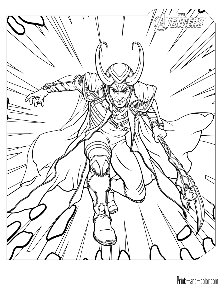 avengers coloring pages to print avengers coloring pages print and colorcom coloring print pages avengers to