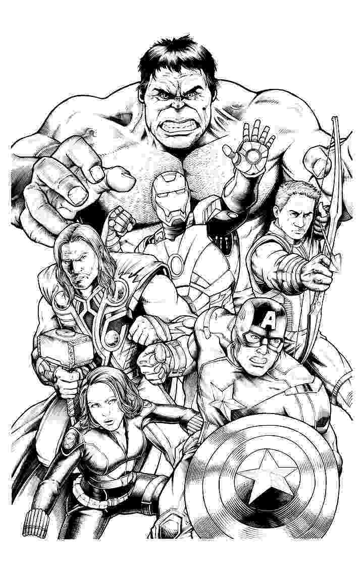 avengers coloring pictures avengers coloring pages 360coloringpages coloring pictures avengers