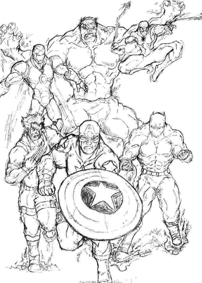 avengers coloring sheet craftoholic ultimate avengers coloring pages avengers sheet coloring