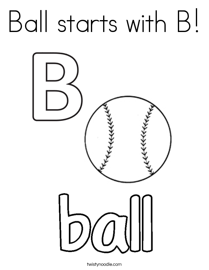 b is for ball coloring page joshua d hoaglund studio sketchbook l is for lion and b b for ball page is coloring