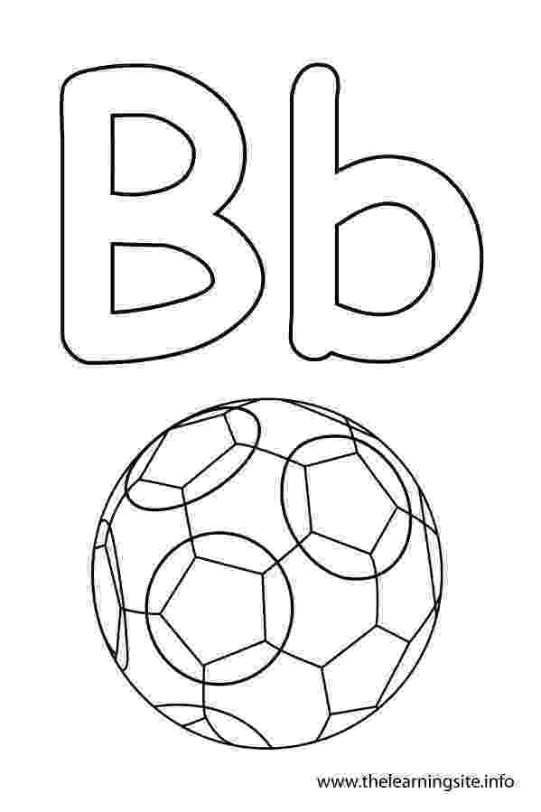 b is for ball coloring page letter b coloring page ball letter b coloring pages for is coloring b ball page