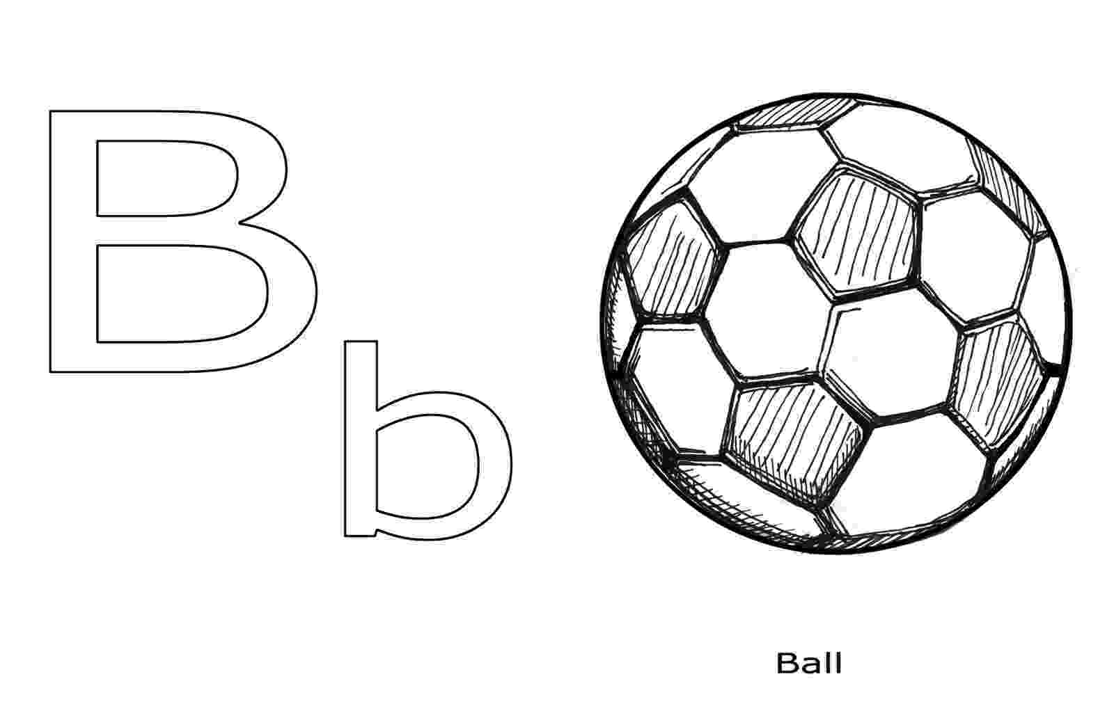b is for ball coloring page letter b is for ball coloring page letter b is for ball is page for ball b coloring