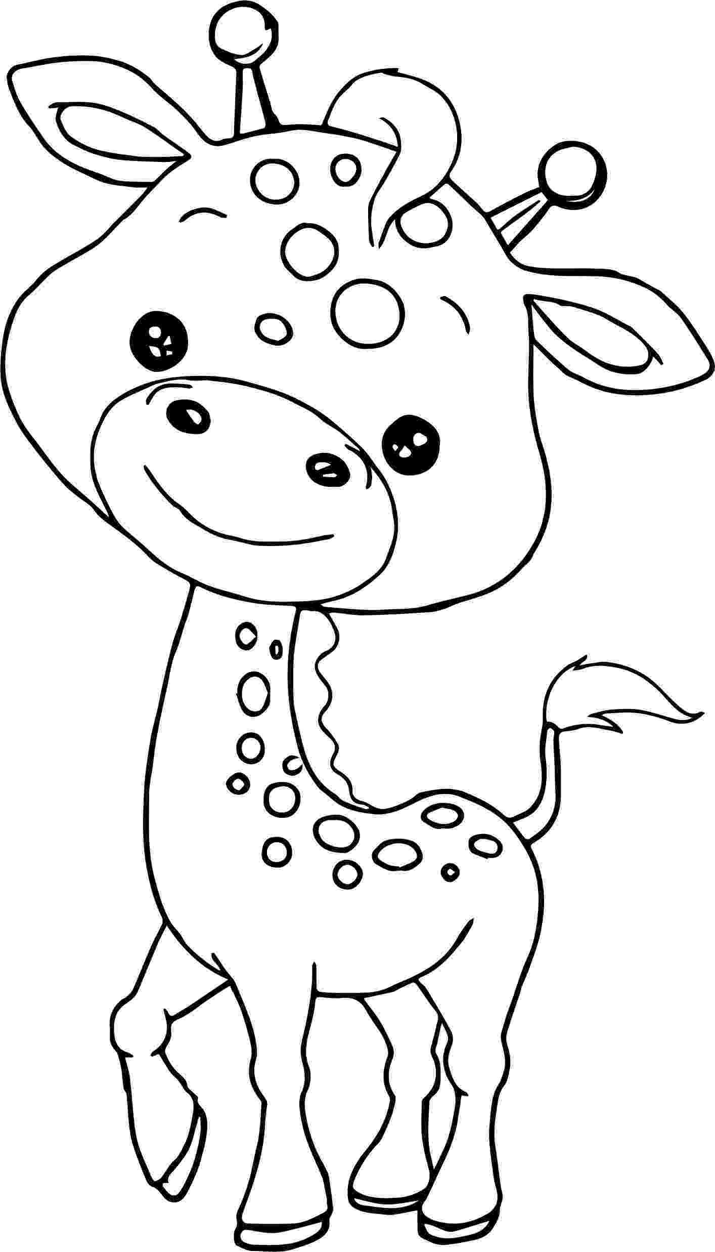 baby animal coloring baby animal coloring pages getcoloringpagescom coloring baby animal