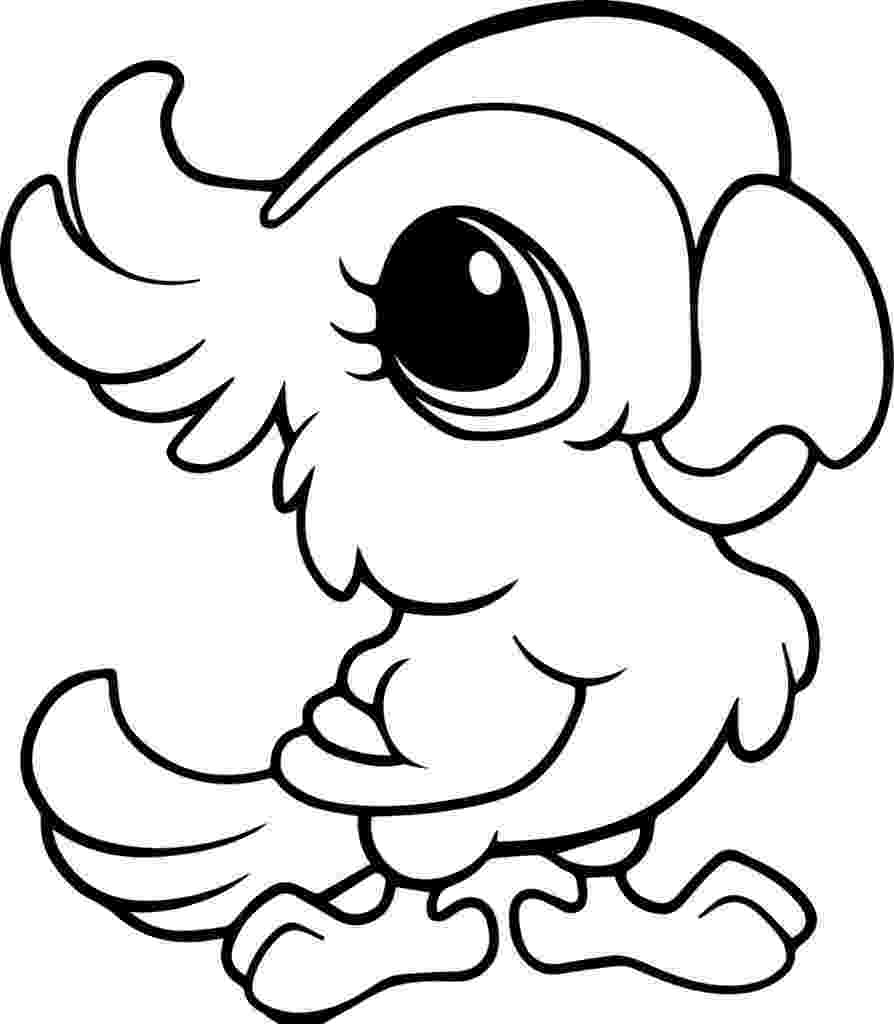 baby animal coloring free printable farm animal coloring pages for kids baby coloring animal
