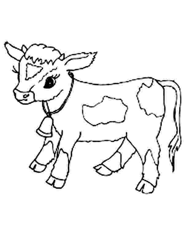 baby cow coloring pages baby cow coloring page netart cow pages baby coloring