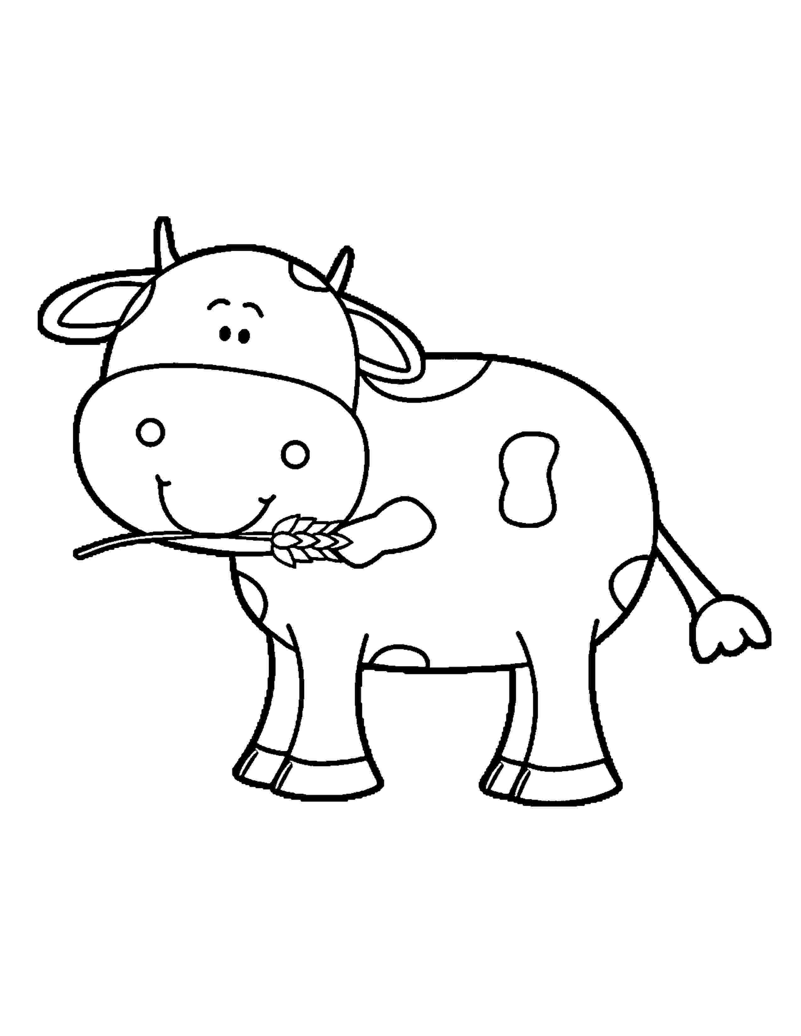 baby cow coloring pages cow coloring pages wecoloringpagecom baby coloring cow pages