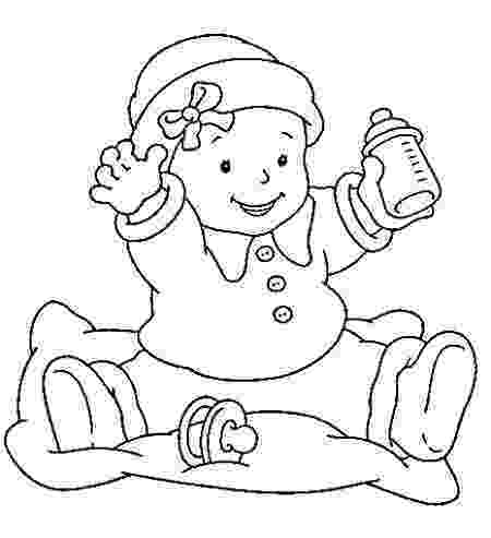 baby pictures coloring pages free printable baby coloring pages for kids coloring pictures baby pages