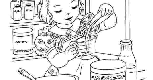 baking coloring pages baking bread coloring page coloring baking pages