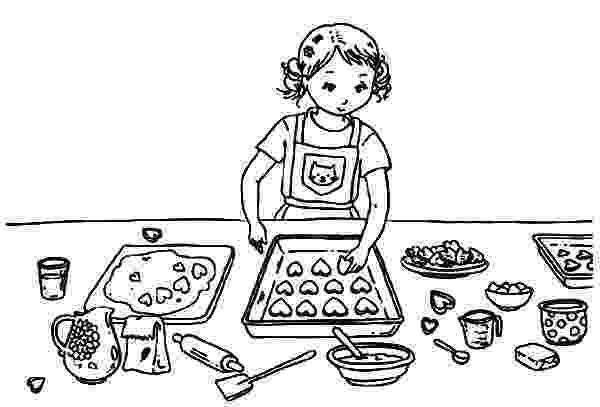 baking coloring pages cookie coloring pages best coloring pages for kids pages coloring baking